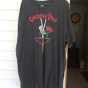 Grateful Dead 3x t-shirt